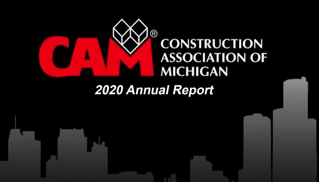 Construction Association of Michigan's 135th Annual Report