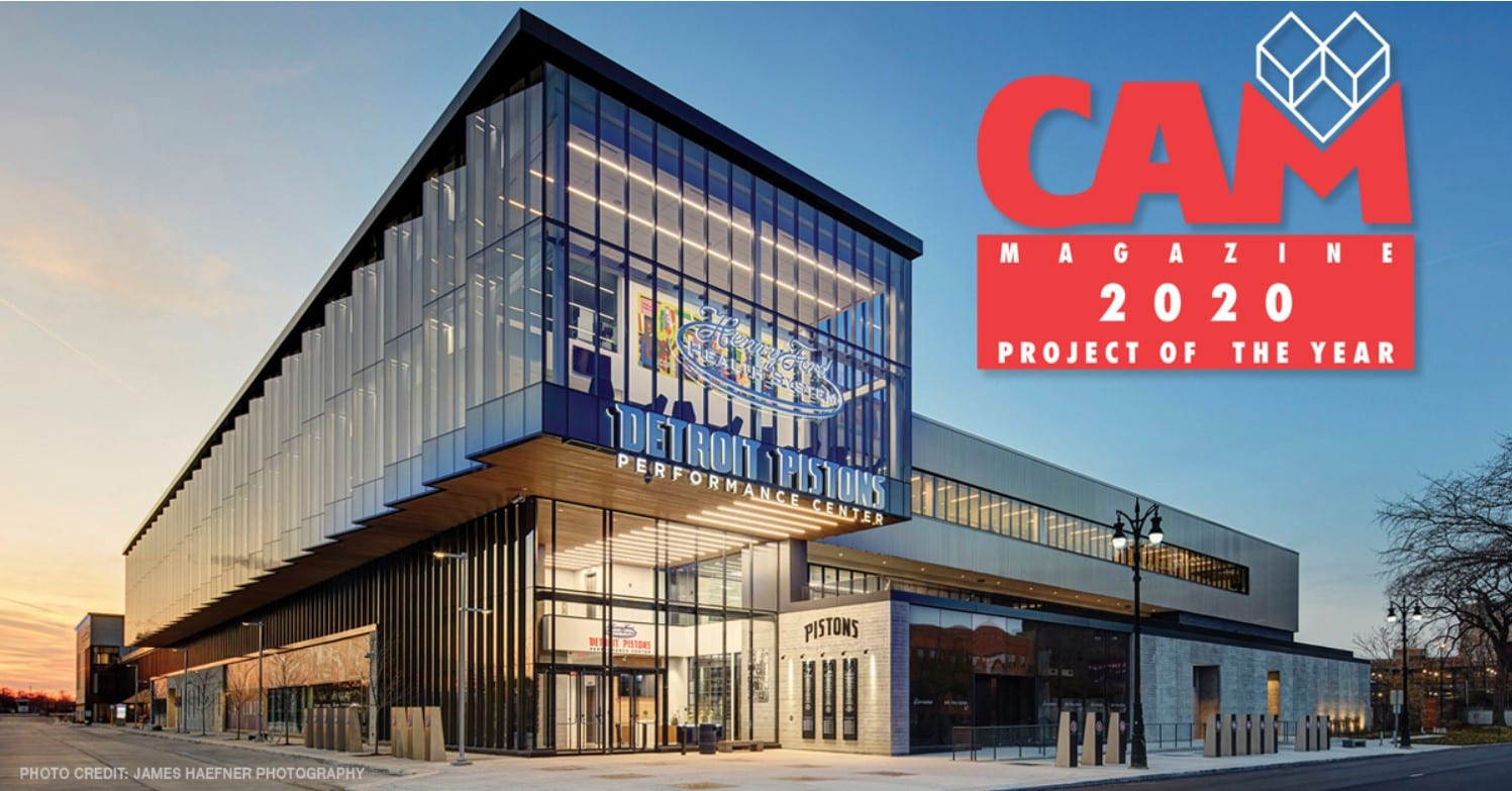 CAM Magazine Announces 2020 Project of the Year