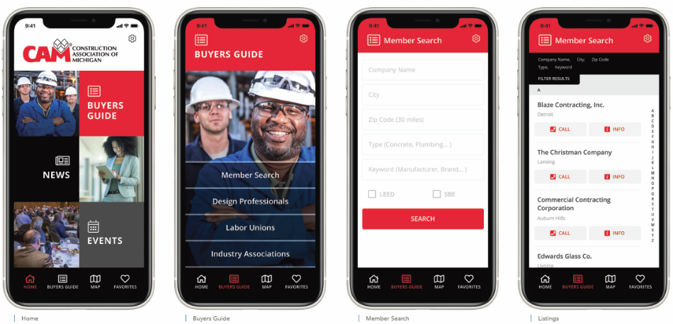 Construction Buyers Guide: There's an app for that