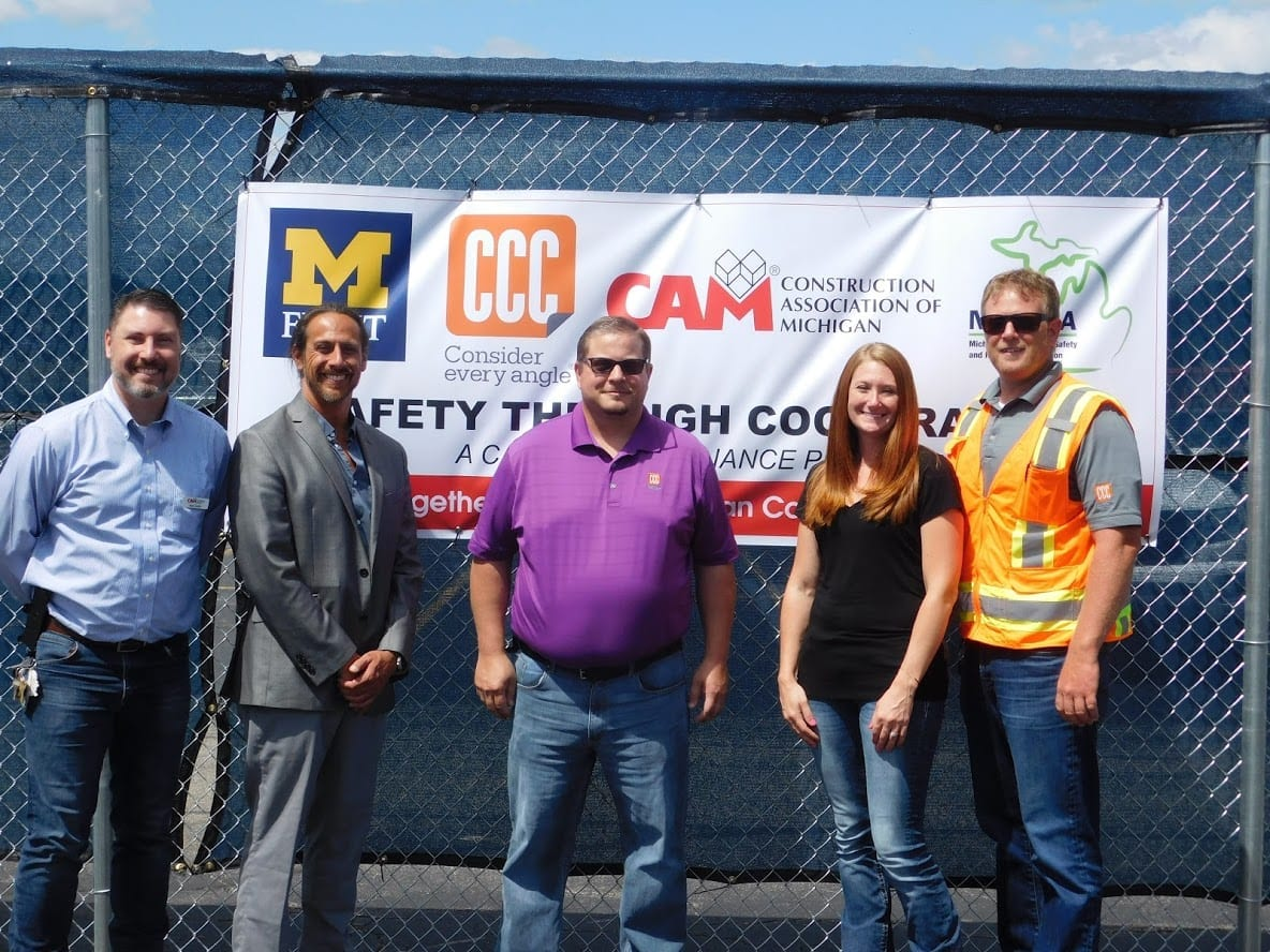 CCC Signs CAMSafety Alliance
