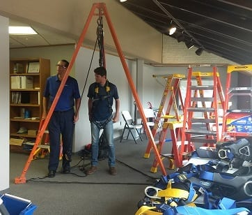 CAMSafety Presents Free Fall Protection Training