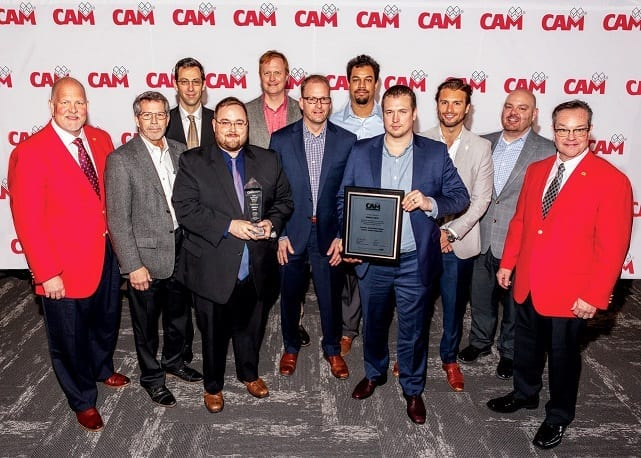 Detroit's Shinola Hotel Named CAM Magazine Project of the Year 2019